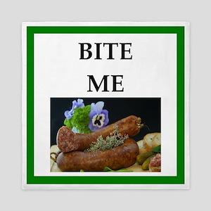 sausage Queen Duvet