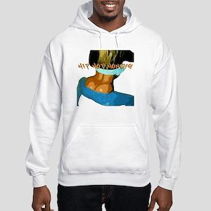 hip hop honeys Hooded Sweatshirt