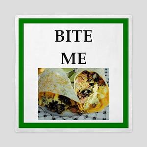 burrito Queen Duvet