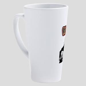 Welder 17 oz Latte Mug