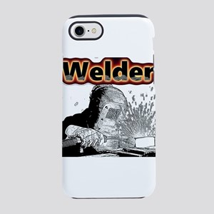 Welder iPhone 8/7 Tough Case