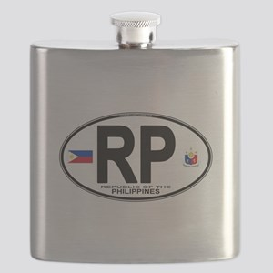 rp-oval Flask