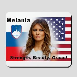 Melania Trump Mousepad