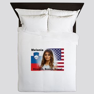 Melania Trump Queen Duvet