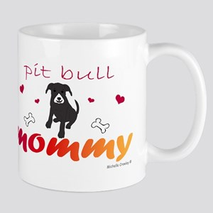 pit bull Stainless Steel Travel Mugs