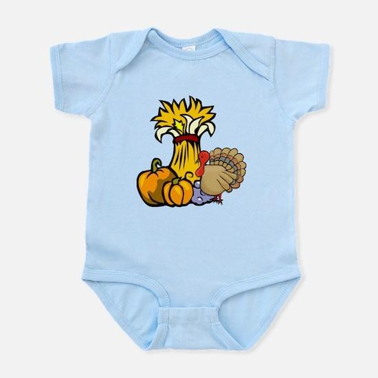 Thanksgiving Harvest Infant Bodysuit
