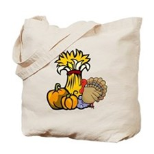 Thanksgiving Harvest Tote Bag
