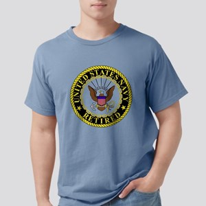 Navy-Retired-Bonnie-2 T-Shirt