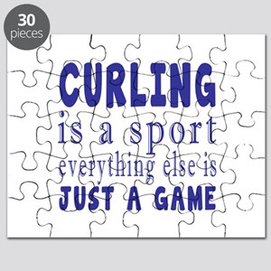 Curling is a sport Puzzle