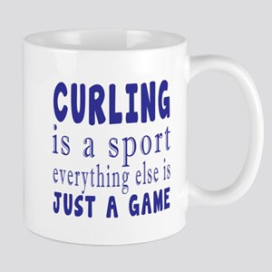 Curling is a sport Mug