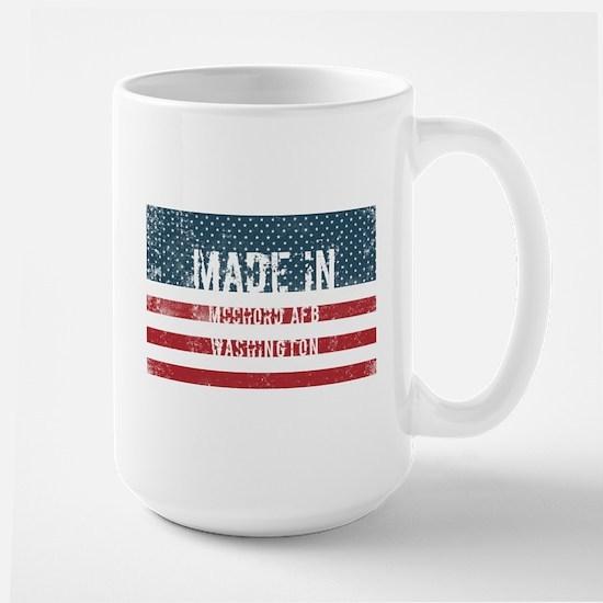 Made in Mcchord Afb, Washington Mugs