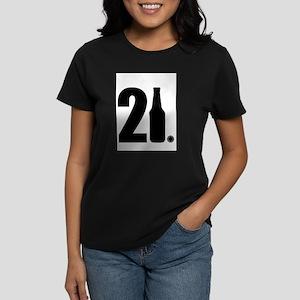 21 beer bottle T-Shirt