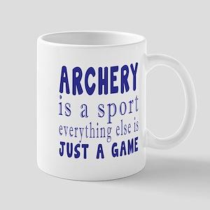 Archery is a sport Mug