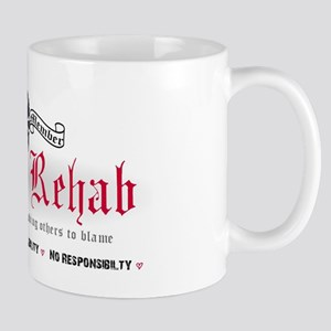 Pirate Rehab Mug