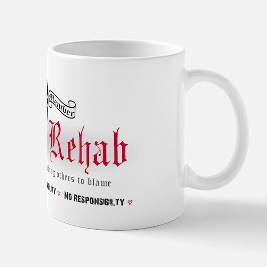 Pirate Rehab Mug