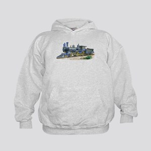 1894 Locomotive Sketch Sweatshirt