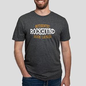 Rockhound Authentic Rock Licker Women's Dark T-Shi