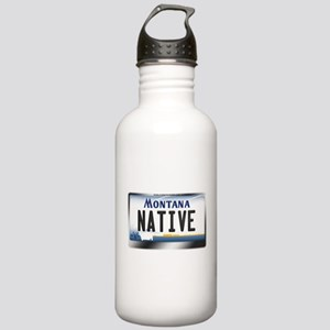 montana-plate-native3. Stainless Water Bottle 1.0L