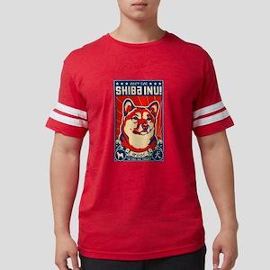 Obey the SHIBA INU!- Ash Grey T-Shirt