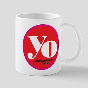 Red Yo! Mug
