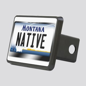 montana-plate-native3 Rectangular Hitch Cover