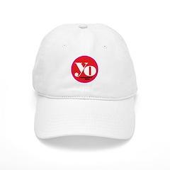 Red Yo! Baseball Cap