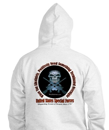 Special Forces Sniper Hoodie