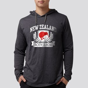 New Zealand Long Sleeve T-Shirt