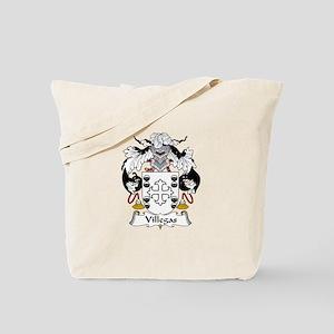 Villegas Tote Bag