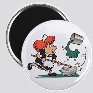 Funny Maid Magnets