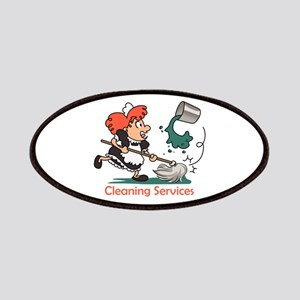 Cleaning Services Patch