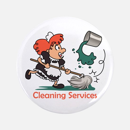 Cleaning Services Button
