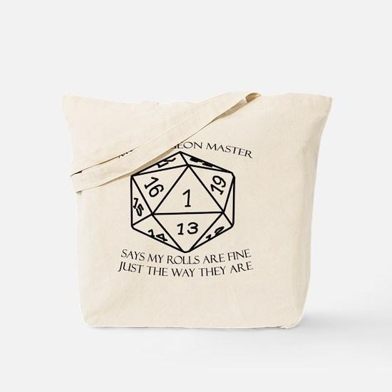 Cute Dungeon Tote Bag