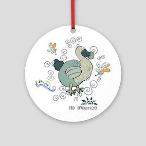 dodo Ornament (Round)