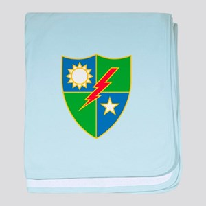 Army Ranger Crest baby blanket