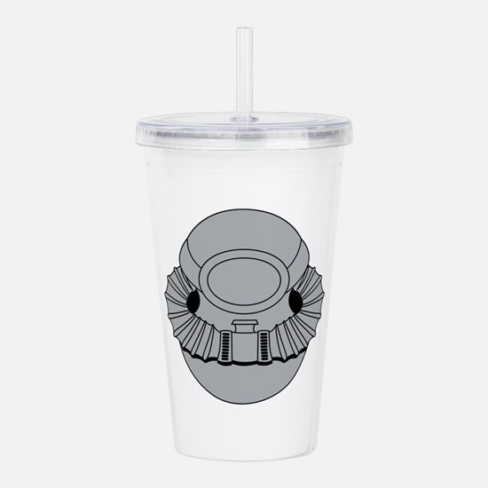Military Diver Acrylic Double-wall Tumbler