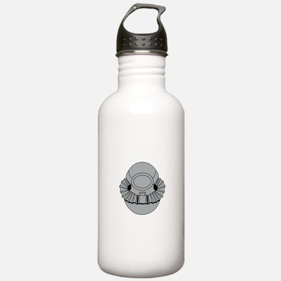 Military Diver Water Bottle