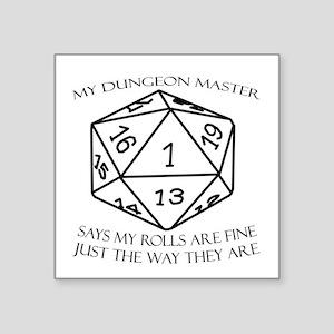 My DM Sticker