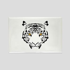 Tiger Face Magnets