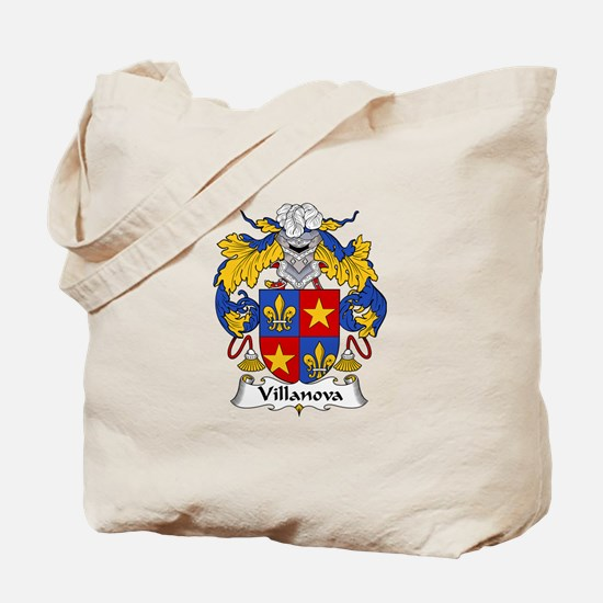 Villanova Tote Bag