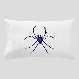 Spider Skeleton Pillow Case