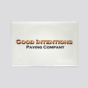 Good Intentions Rectangle Magnet (10 pack)