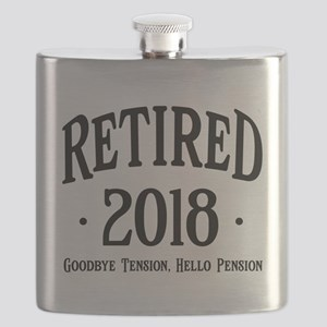Retired 2018 Flask