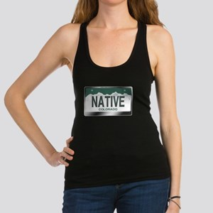 colorado_licenseplates-native2 Tank Top