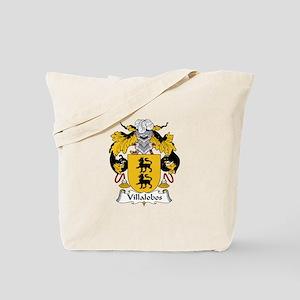 Villalobos Tote Bag