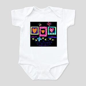 gentle heart Infant Bodysuit