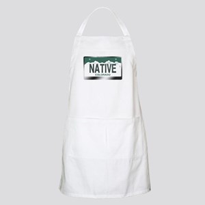 colorado_licenseplates-native2 Light Apron