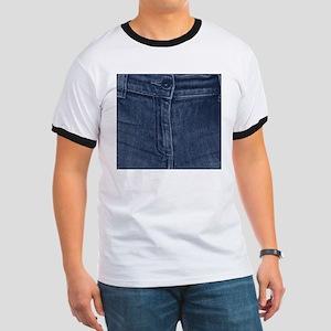 Jean Zipper T-Shirt