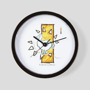 Culture Wall Clock