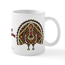 Fall Turkey Mug